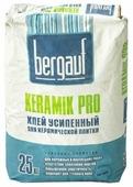 Клей для плитки и камня Bergauf Keramik Pro 25 кг