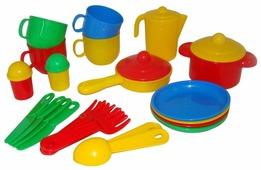 """Набор посуды Полесье """"Хозяюшка"""" на 4 персоны 4008"""