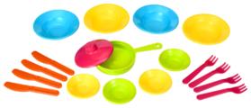 Набор посуды Росигрушка Первый блин 9431