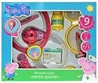 Набор доктора РОСМЭН Peppa Pig (29924)