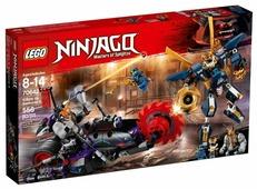Конструктор LEGO Ninjago 70642 Киллоу против Самурая Икс