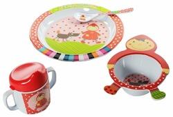 Комплект посуды Ebulobo Красная Шапочка (04EB0016)