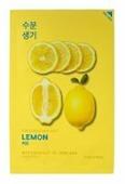Holika Holika тонизирующая тканевая маска Pure Essence Лимон