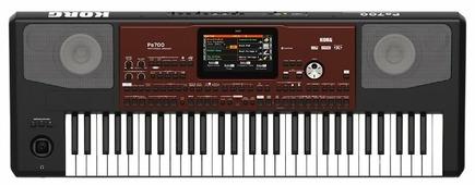 Синтезатор KORG Pa700