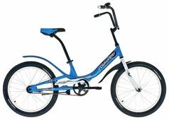 Подростковый городской велосипед FORWARD Scorpions 1.0 (2018)