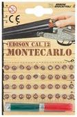 Пистоны с двумя гильзами Edison Giocattoli (5040)