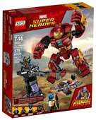 Конструктор LEGO Marvel Super Heroes 76104 Бой Халкбастера