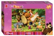 Пазл Step puzzle Анимаккорд Маша и Медведь (97018), 560 дет.