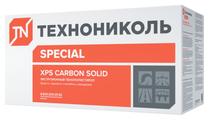 Экструдированный пенополистирол (XPS) Технониколь CARBON SOLID тип A 500 118х58см 40мм 10 шт
