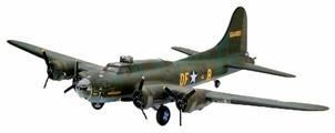 Сборная модель Revell B-17F Memphis Belle (04297) 1:48