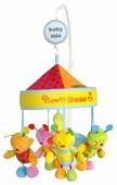 Механический мобиль Baby Mix Пчелки под куполом 781MC