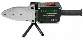 Аппарат для раструбной сварки FAVOURITE PC-3121