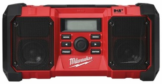 Радиоприемник Milwaukee M18 JSR DAB+-0