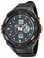 Наручные часы Тик-Так H469Z черно-красные