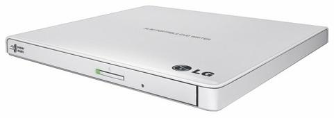 Оптический привод LG GP57EW40 White