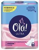 Ola! прокладки Ultra Шелковистая поверхность Super
