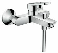 Однорычажный смеситель для ванны с душем hansgrohe Logis Loop 71244000