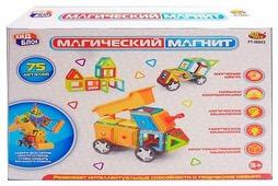Магнитный конструктор ABtoys Магический магнит PT-00843