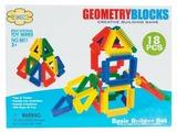 Конструктор Игруша Geometry Blocks 8811