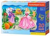 Пазл Castorland Cinderella (C-02313), 20 дет.