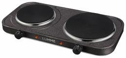 Электрическая плита Lumme LU-3616 черный жемчуг