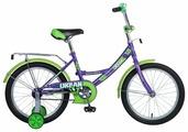 Детский велосипед Novatrack Urban 18 (2017)