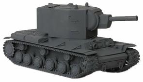 Сборная модель ZVEZDA Советский тяжелый танк КВ-2 (3608) 1:35