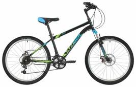 Подростковый горный (MTB) велосипед Stinger Caiman D 24 (2018)