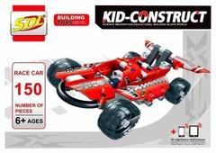 Конструктор Sdl Kid Construct 2018A-3 Гоночный болид