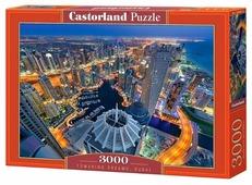 Пазл Castorland Towering Dreams, Dubai (C-300457), 3000 дет.