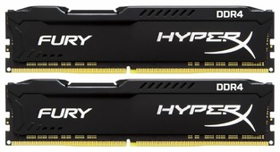 Оперативная память 8 ГБ 2 шт. HyperX HX421C14FB2K2/16