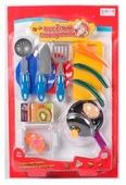 Набор продуктов с посудой Play Smart Веселый поваренок Р41346