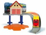 Dickie Toys Пожарный Сэм Маленькая пожарная станция 3099619