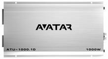 Автомобильный усилитель Avatar ATU-1000.1D