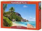 Пазл Castorland Tropical Beach, Seychelles (C-300228), 3000 дет.