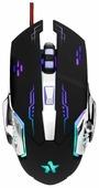 Мышь Гарнизон GM-710G Альфард Black-Silver USB