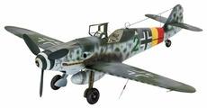 Сборная модель Revell Messerschmitt Bf109 G-10 (03958) 1:48