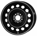 Колесный диск Magnetto Wheels 15000 6x15/5x108 D63.3 ET52.5 Black