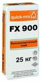 Клей для плитки и камня quick-mix FX 900 25 кг