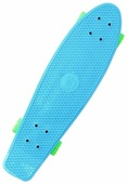 Y-SCOO Fishskateboard 22 Orange-Black 401-O