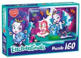 Пазл Origami Enchantimals Пэттер и Бри (03542), 160 дет.