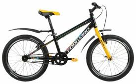 Подростковый горный (MTB) велосипед FORWARD Unit 1.0 (2018)