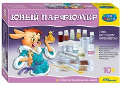 Step puzzle Юный парфюмер (76307)