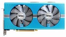 Видеокарта Sapphire Nitro+ Radeon RX 580 1430MHz PCI-E 3.0 8192MB 8400MHz 256 bit DVI 2xHDMI HDCP Special Edition