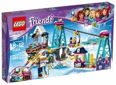 Конструктор LEGO Friends 41324 Подъемник на горнолыжном курорте