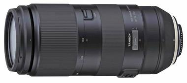 Объектив Tamron 100-400mm f/4.5-6.3 Di VC USD (A035) Canon EF