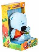 Мягкая игрушка Мульти-Пульти Ми-ми-мишки Медвежонок Белая тучка 20 см в коробке
