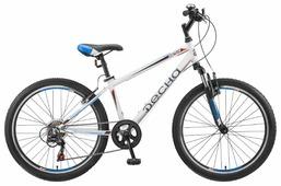 Подростковый горный (MTB) велосипед Десна Метеор 24 (2018)