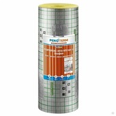 Рулон Penoterm Penohome Порилекс НПЭ ЛП тип А Экофол 1.2м 5мм