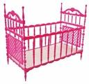 Пластмастер Кроватка для куклы (22005)